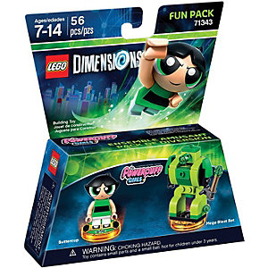 LEGO Dimensions: Powerpuff Girls Fun Pack (PS4)