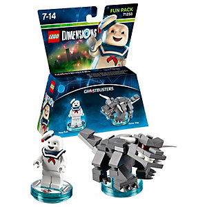 Lego Dimensions - Stay Puft Fun Pack