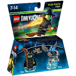 Lego Dimensions - Wicked witch, Winged Monkey