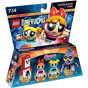 LEGO Dimensions: Powerpuff Girls Team Pack (PS4)