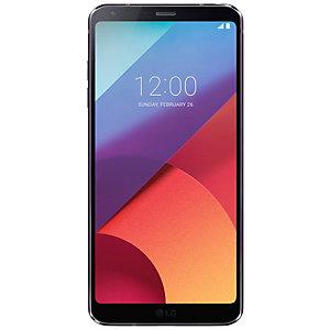 LG G6 32 GB smartphone (svart)