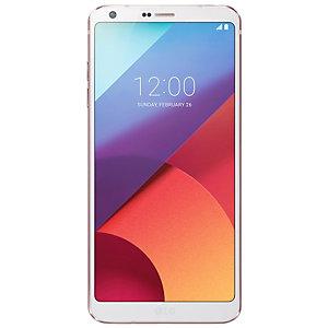 LG G6 32 GB smartphone (vit)