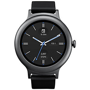 LG Watch Style smartwatch (titan)