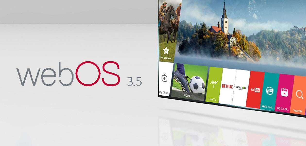 webOS 3.5