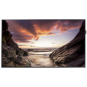 """Samsung 43"""" Smart Signage LED-skärm LH43PHFPMGC"""