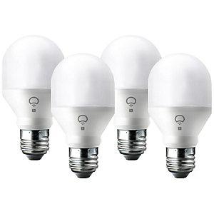 LIFX Mini Day&Dusk  LED-lyspærer 4-pakning (E27)