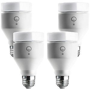 LIFX Plus RGB LED-lyspære 4-pakning (E27)