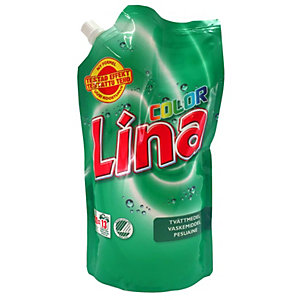Lina flytande tvättmedel färg 900ml LINACOLOR900M