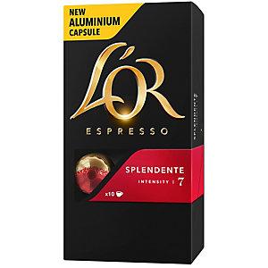 L'Or Espresso 7 Splendente kapslar 4018200
