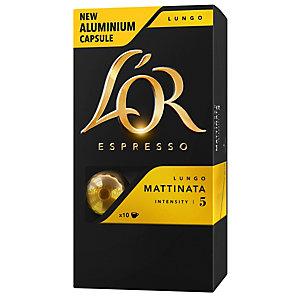 L'Or Lungo 5 Mattiana kapsler 4018203