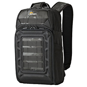 Lowepro DroneGuard BP 200 ryggsäck (svart, fraktal)