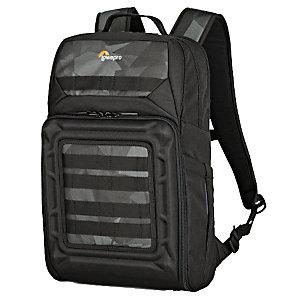 Lowepro DroneGuard BP 250 ryggsäck (svart,fraktal)