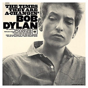 Bob Dylan - The Times They Are A Changin (LP)