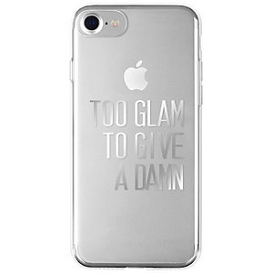 La Vie iPhone 6/6S/7/8 fodral (too glam text)