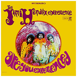 The Jimi Hendrix Experience – Are You Experienced (LP)