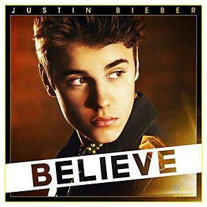 Justin Bieber – Believe (LP)