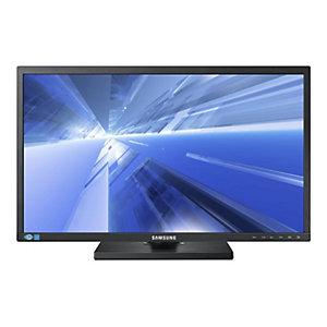 "Samsung LS24E65UDW 24"" LED-skärm (svart)"