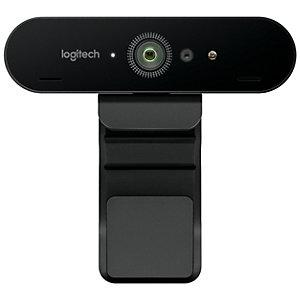 Logitech Brio Stream 4K webkamera (musta)