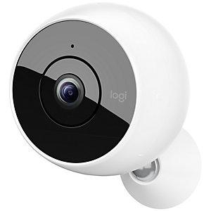 Logitech Circle 2 trådlös övervakningskamera
