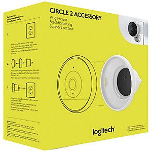 Logitech Circle 2 strömadapter