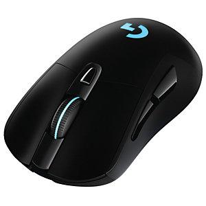 Logitech G703 Lightspeed trådløs gaming-mus