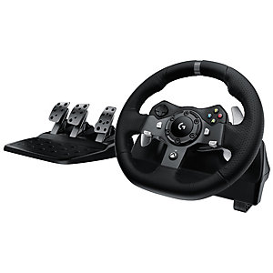 Logitech G920 Driving Force Ratt till racingspel