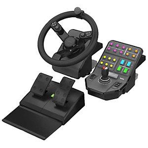 Logitech G Saitek farm sim control system
