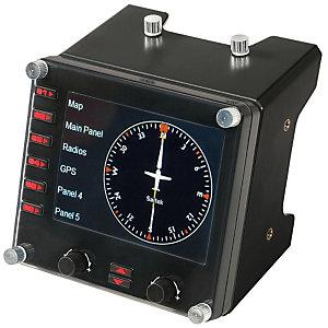 Logitech G Saitek Pro Flight instrumentpanel