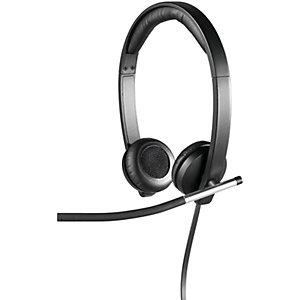 Logitech USB Stereo H650e headset