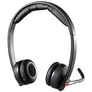Logitech Dual H820e langattomat kuulokkeet