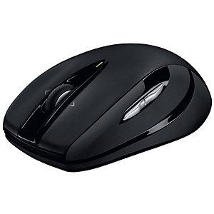 Logitech M545 Trådlös Datormus (svart)