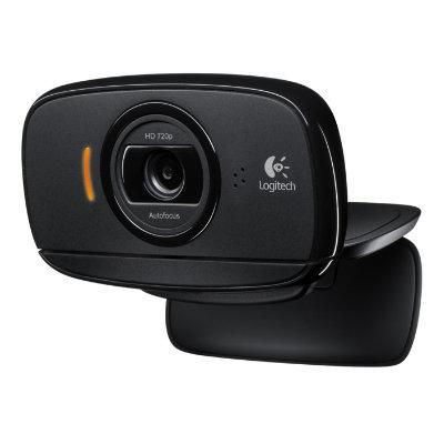 Logitech HD webkamera C525 - Andet Computertilbehør - Elgiganten
