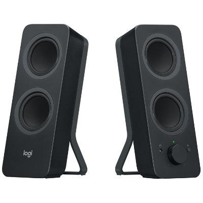 Logitech Z207 Bluetooth högtalare (svart) - Datorhögtalare - Elgiganten 0bc36094acf92
