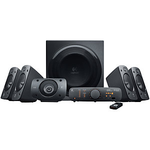 Logitech høyttalersystem Z906