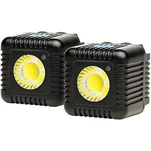 Lume Cube extern lampa 2-pack (svart)