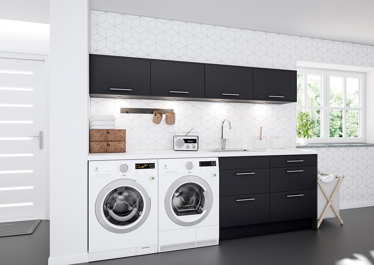Inredning tvättstuga inspiration : Epoq Tvättstuga - Elgiganten