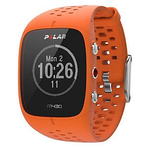 Polar M430 HR sportsklokke (oransje)