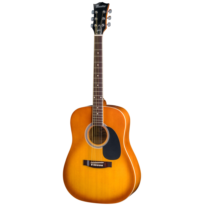 Akustisk gitar - Maestro by Gibson