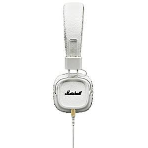 Marshall Major II on-ear hodetelefoner (hvit)