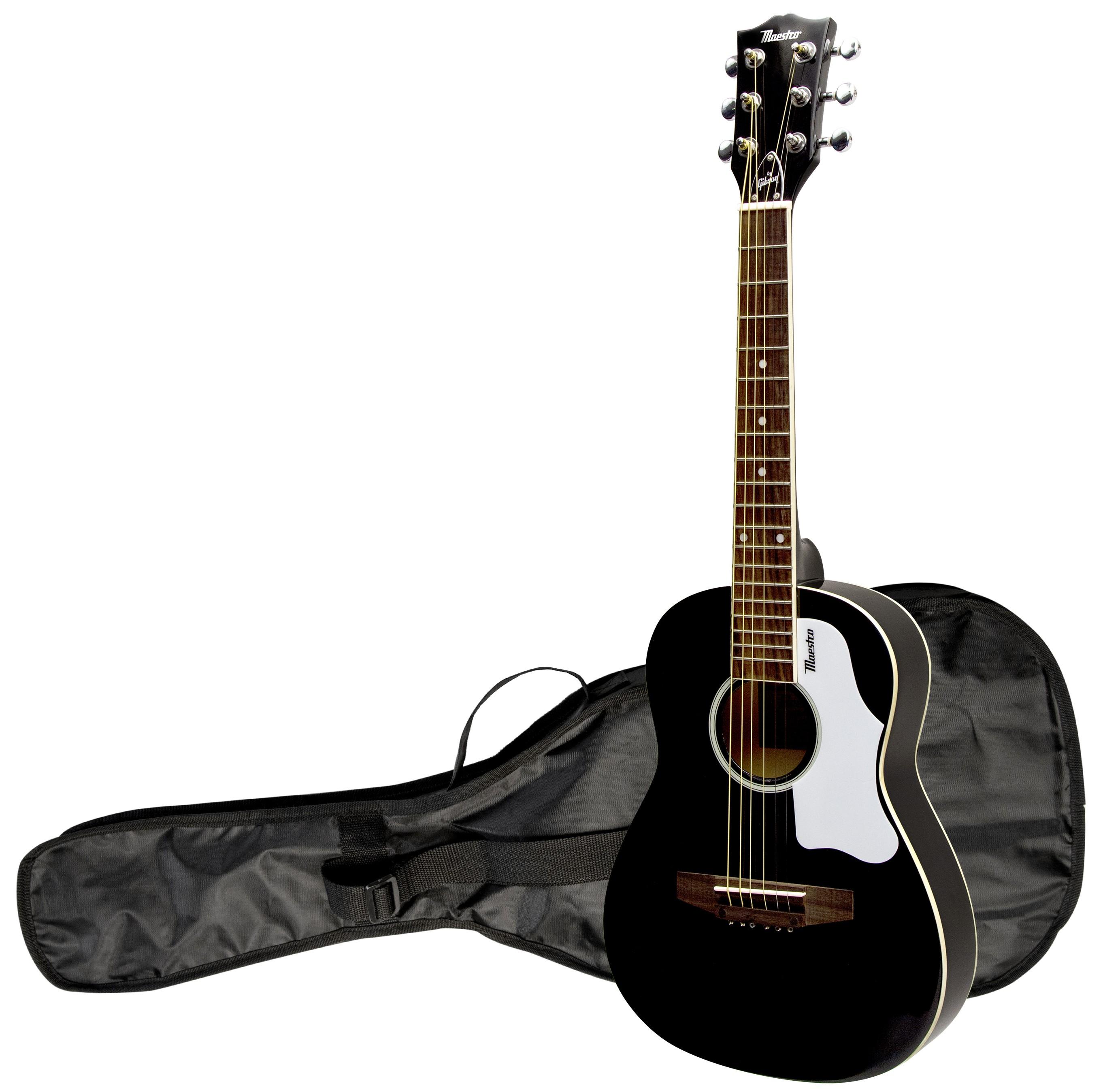 Liten akustisk gitar