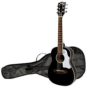 """Philips Gibson Maestro 30"""" mini akustisk gitarr(svart)"""