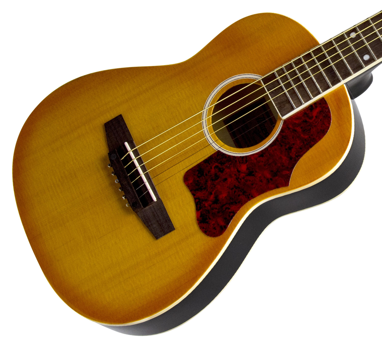 Liten akustisk gitar fra Maestro by Gibson