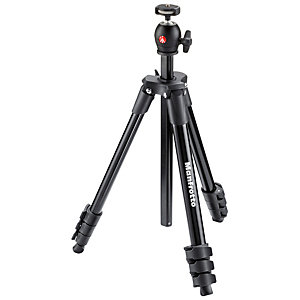 Manfrotto Compact Light tripod (sort)