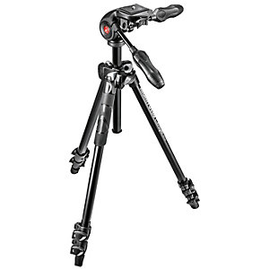Manfrotto 290 Light stativ med 3-veis stativhode
