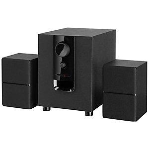 Matsui 2.1 stereohøyttalersett (sort)