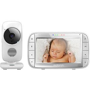 Motorola digitaalinen videoitkuhälytin MBP48