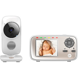 Motorola video babymonitor MBP667
