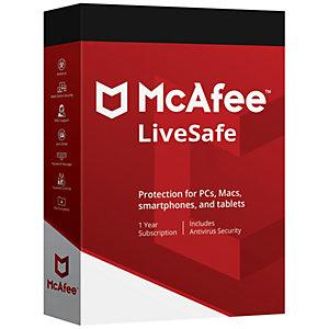 McAfee LiveSafe (tietokoneen ostajalle)
