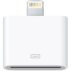 Apple Lightning adapter till 30-pin kontakt