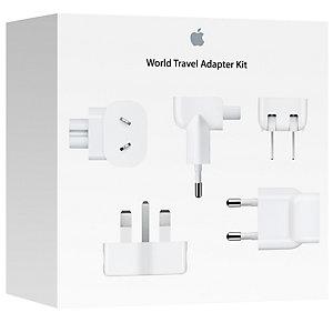 Apple matka-adapteripakkaus (valkoinen)